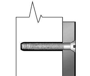 FlushMount-screw
