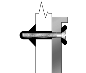 hollow-wall-mount