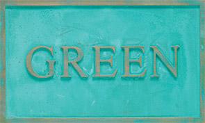 patina-green