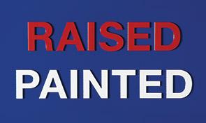 raised-painted