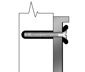 solid-wall-mount