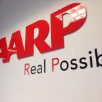 AARP logo by Signage2k.com