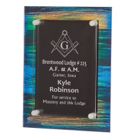 Acrylic Stand Off Plaques
