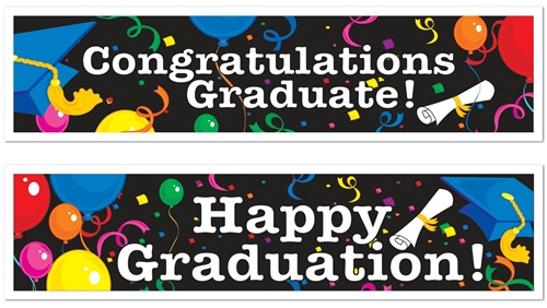 graduation banners digital printing product categories signage2k